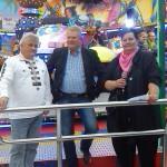 Eröffnung des Schützenfestes 2014